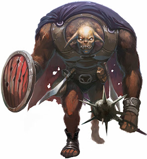 The Other Side blog: More races of Mystoerth: Goblins