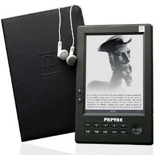Estupendo Sorteo¡¡ Papyre 6.1 fabricado por la empresa Grammata.