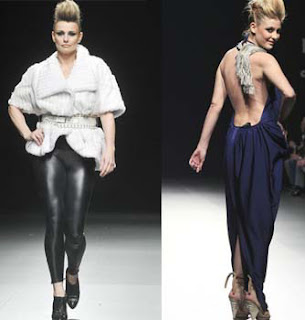 El broche de oro a Madrid Cibeles Fashion Week. Pasarela LANCIA Think´In y Fiesta Ypsilon Elle.
