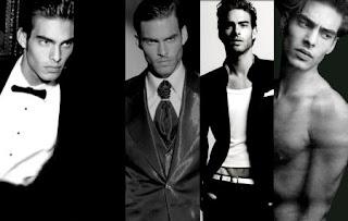 Jon Kortajarena . El mejor modelo español del momento.