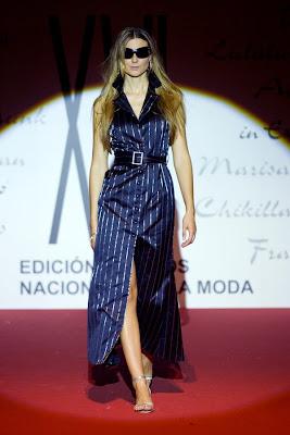 Premios Nacionales a la Moda para Jovenes Diseñadores Marzo 2010. VIDEO.