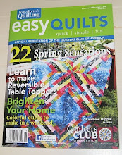 Easy Quilts Spring 2011