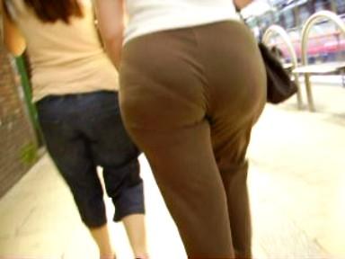 big ass candid