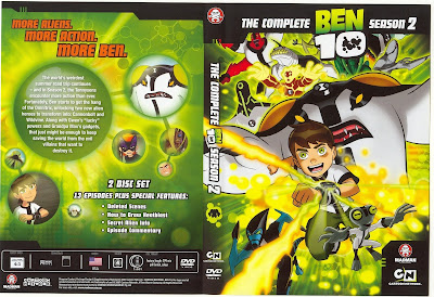 TVB Products to download: [CN] Ben 10 - Season 2 - 13/13