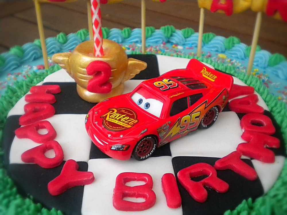 2 Year Old Boys Birthday I Actually Received This Cake Order Way Back In Early November