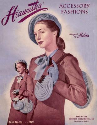 1940 S Fashion Handbags