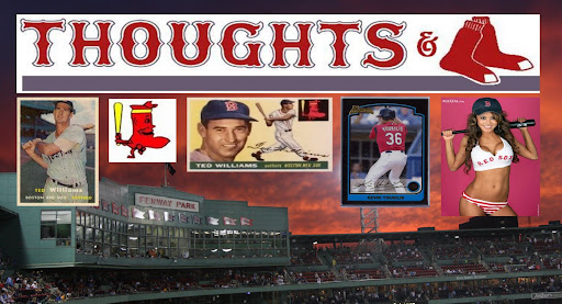 Thoughts and Sox