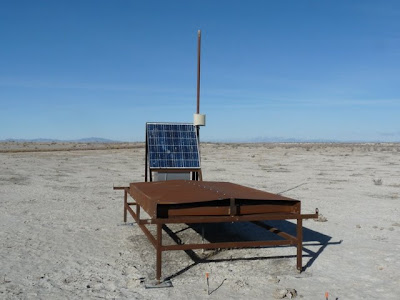 Desert Survivor Cosmic Ray Center Millard County Utah
