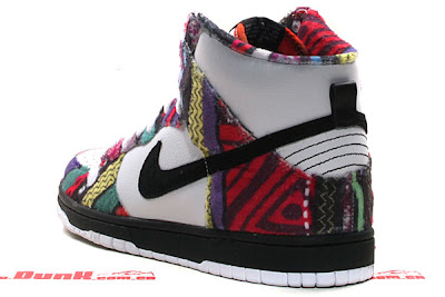 wholesale dealer f31c9 bc6ce KICK GAME : Nike SB Dunk High Coogi Cliff Huxtable Detailed Look