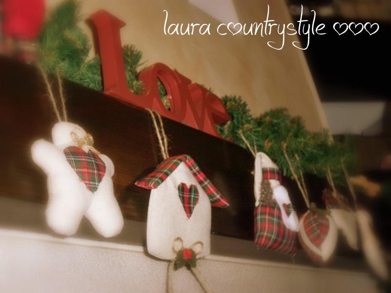 Favorito Laura country style: .inizia la tre giorniidee per Natale. OP38