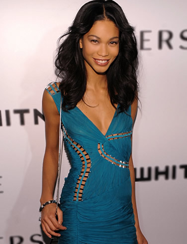 Chanel Iman, Racism, and the Fashion Industry