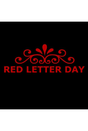 RINKLY RIMES: Red Letter Day