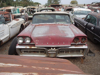 Classic Car Junk Yards >> Classic Car Salvage Yard - Wallace, California - Rusty Knuckles - Motors and Music for True Grit ...