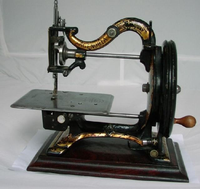 Museo de maquinas de coser y costura agenoria m quinas de for Maquinas de coser zaragoza