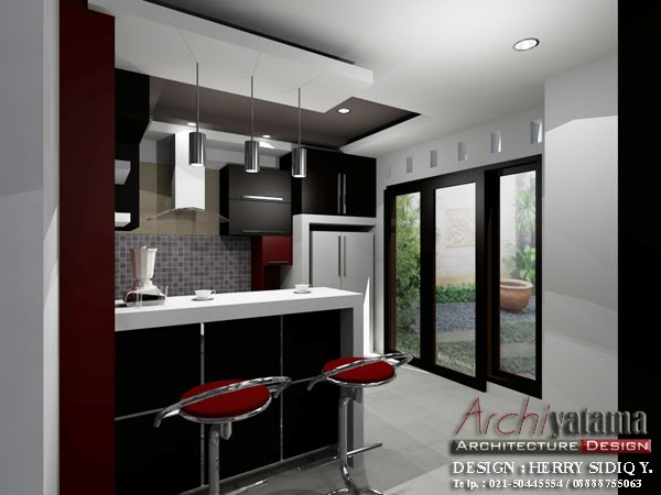 Desain Prencanaan Arsitektur minimalis 3D Interior
