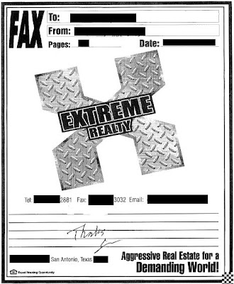 xtremefax Did I Mention I Waste Too Much Time At Work?: Extreme Realty.