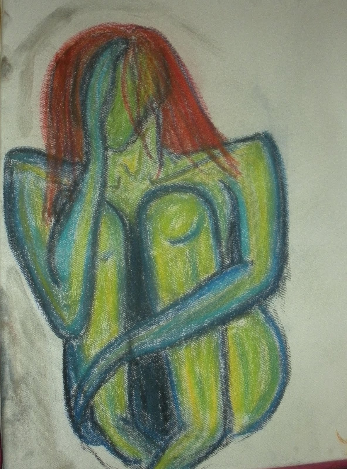 Paintings Color Of Shame