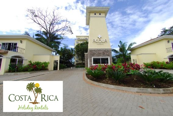 Acqua Costa Rica Is A Group Of Luxury Beach Front Condos Right In The Heart Jaco With 38 Units Residences