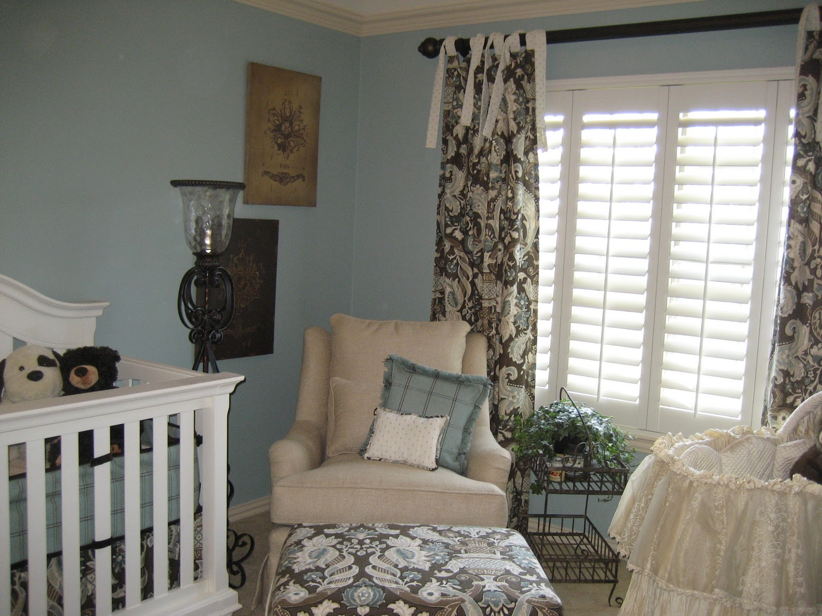 Cute Room For Baby