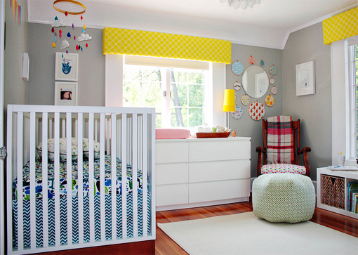 First Comes Love: Nursery Inspiration - Baby Boys