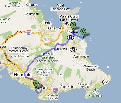 Aloha Montreal Jour 4 Kailua Beach Et Lanikai Beach