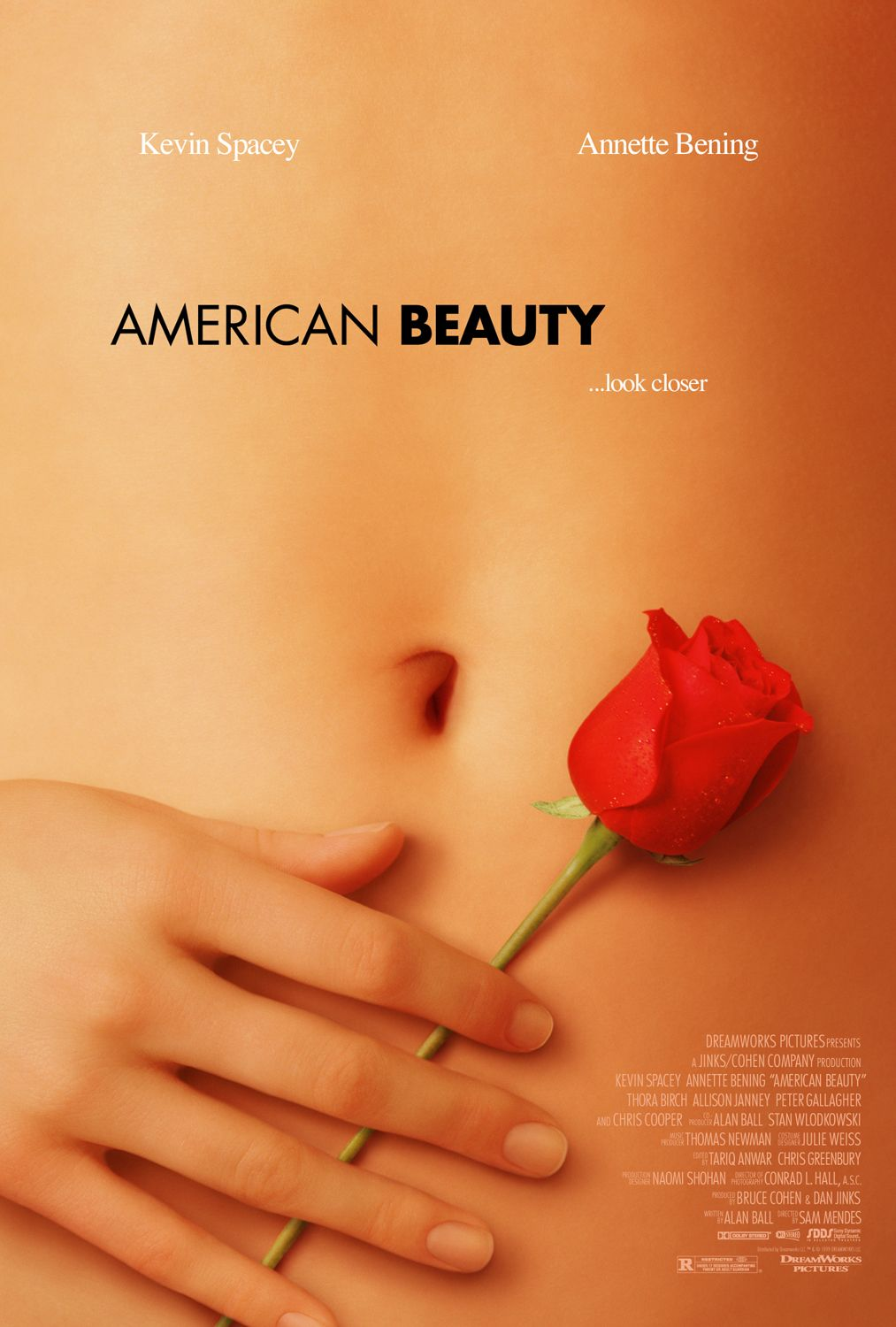 Movie Segments to Assess Grammar Goals: American Beauty: Restrictive ...