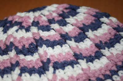 CelticMommy  Free New Crochet Pattern  Rib-wrapped baby cap c4b8e57a4323