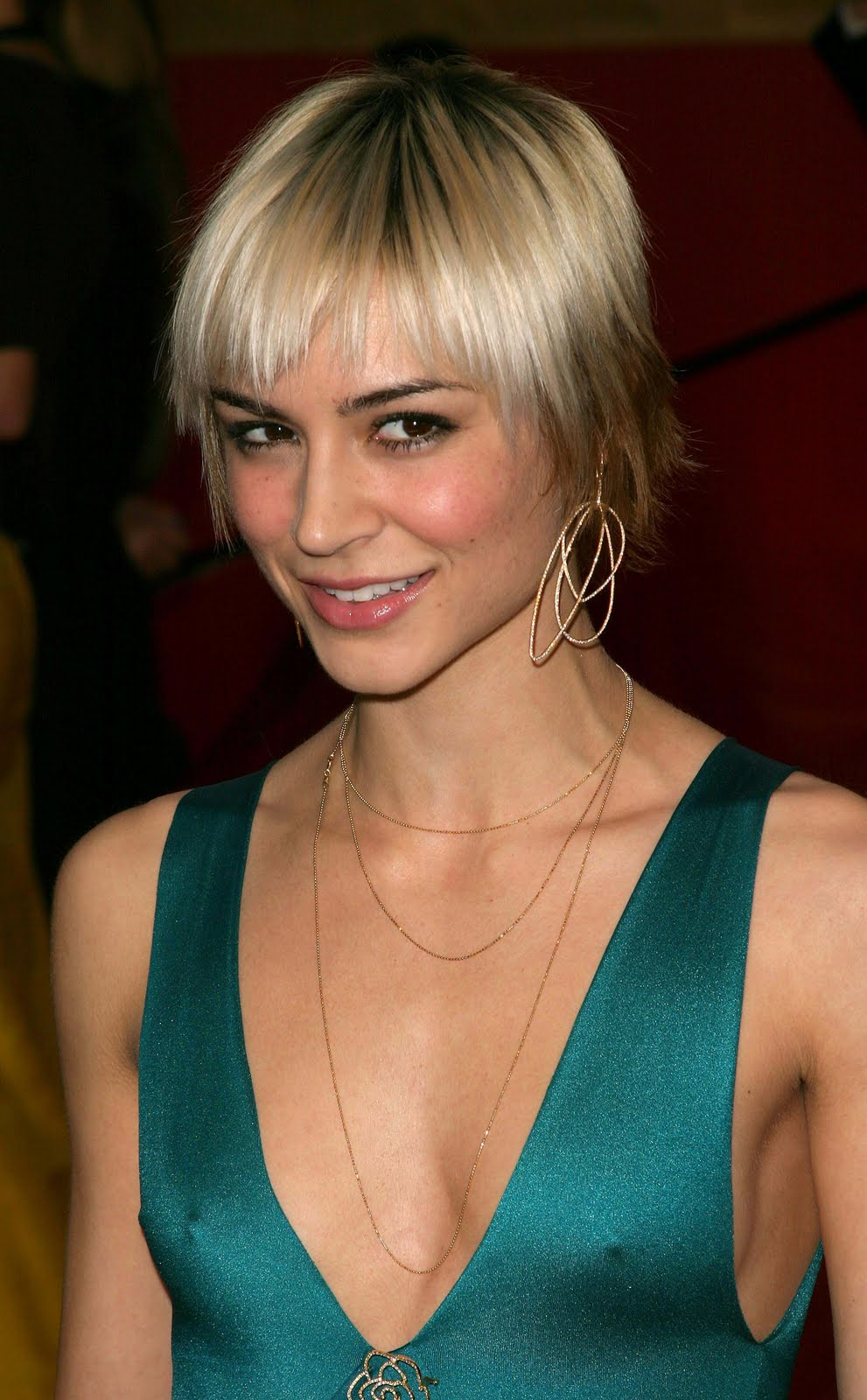Samaire Armstrong Pokies