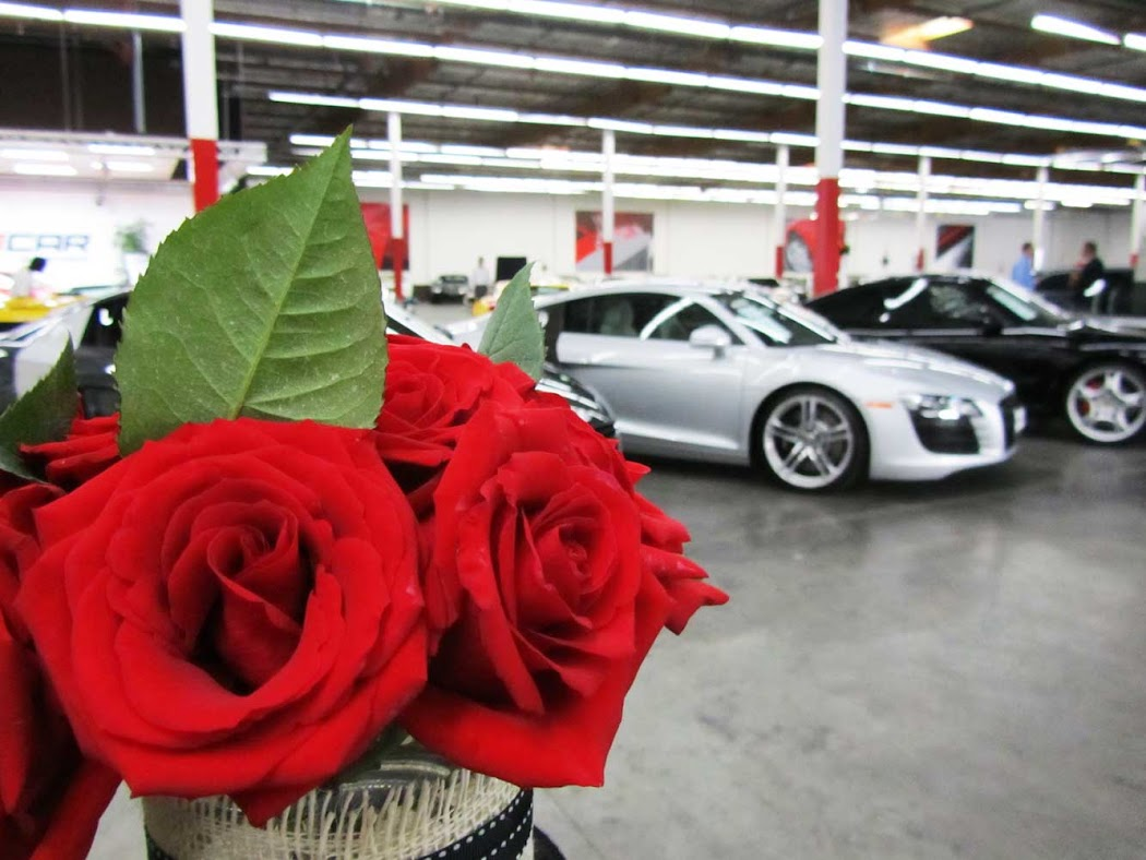 Ditzie Cakes Euro Car Oc S Grand Opening