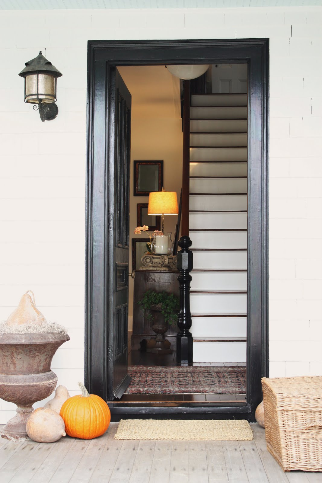 For The Love Of A House Quot An Entryway Is An Introduction Quot