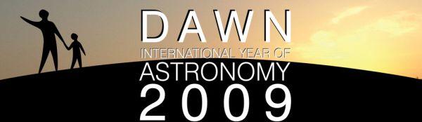 Dawn of IYA2009