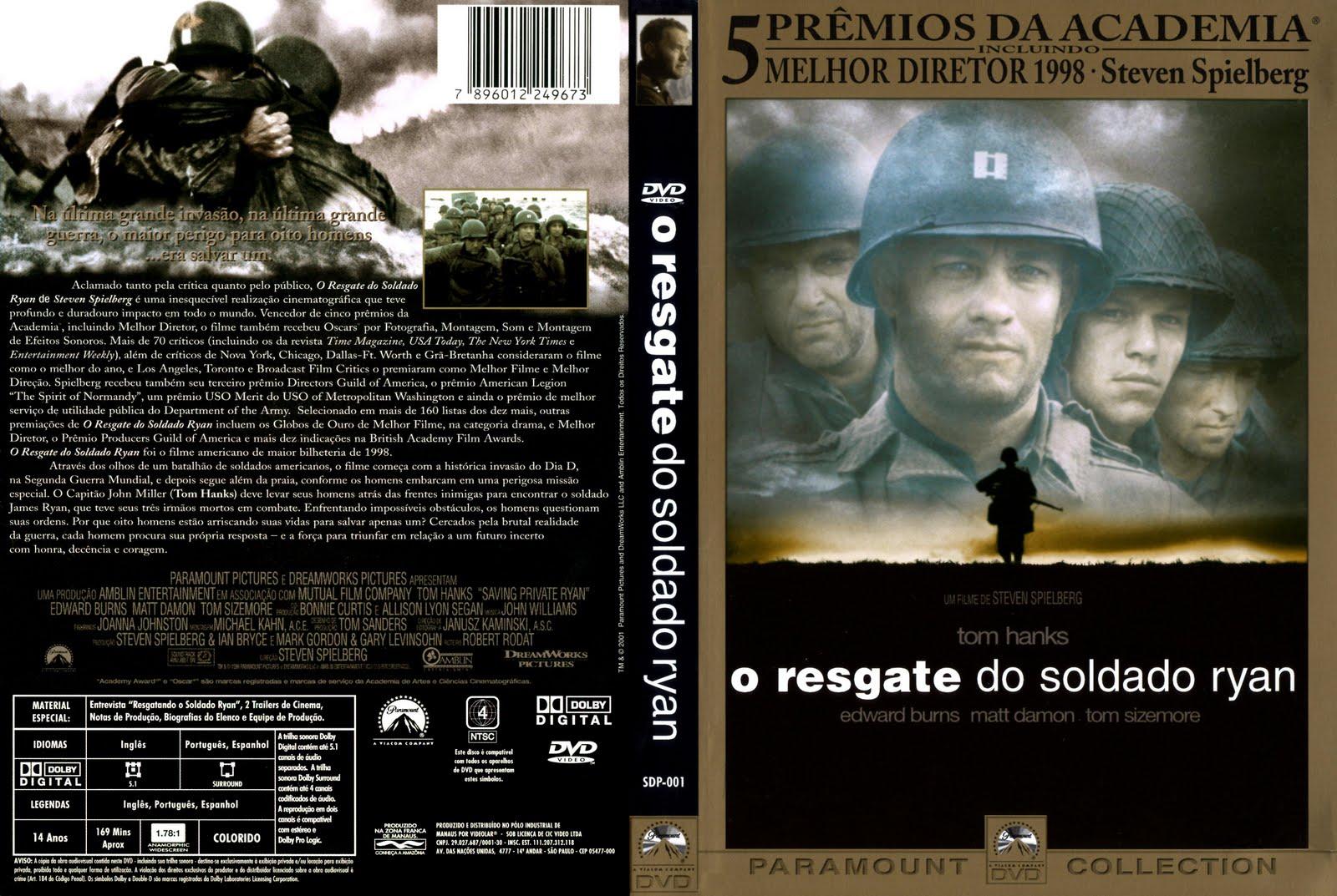 o resgate do soldado ryan dublado filme completo
