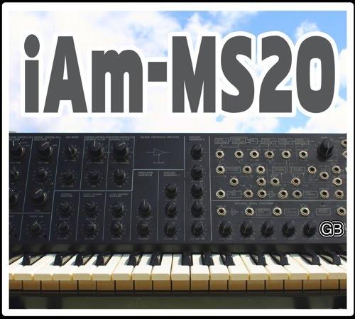 Goldbaby: iAm-MS20 for Kontakt and ESX24    plus free sample
