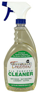 Household Traditions All Purpose Cleaner Review