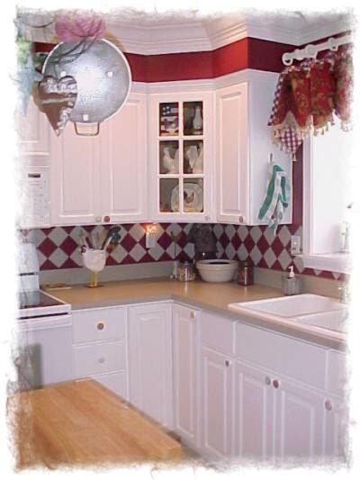 Decorative Kitchen Curtains Kitchen Ideas