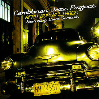 Caribbean Jazz Project -Afro Bop Alliance-