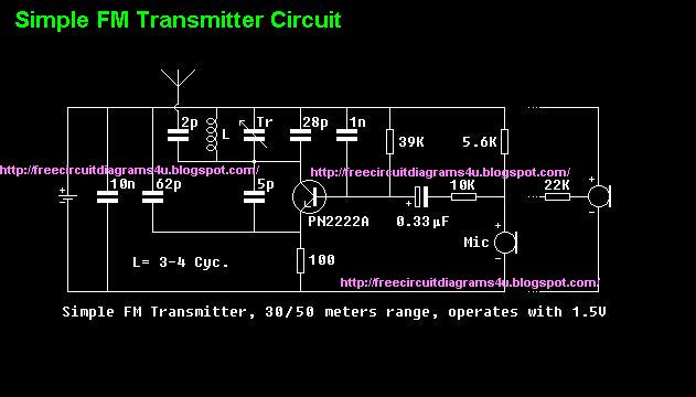 Marvelous Gadget News Tracker Circuit Diagrams Spy Fm Transmitter Circuit Wiring Cloud Hisonuggs Outletorg