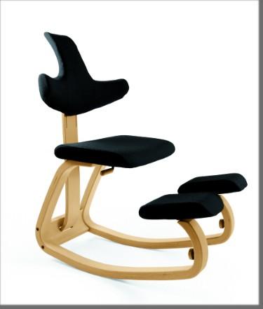 Dolori al PC - Sedersi bene: Le sedie ergonomiche