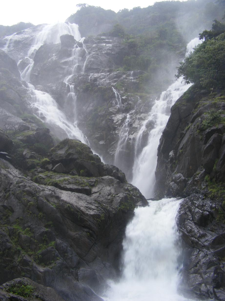 Bp Near Me >> Wilderness Tales from Odisha: Dudhsagar Trek in Monsoons