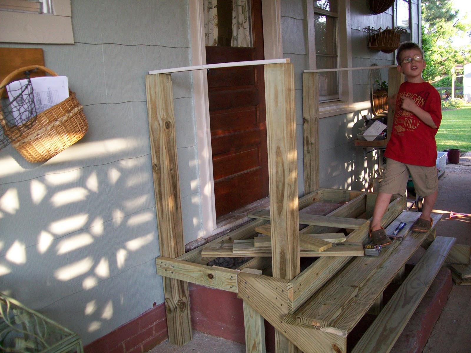 Build Wood Steps Over Concrete Steps Pdf Woodworking | Wood Stairs Over Concrete | Stair Stringers | Composite Decking | Cement | Front Porch | Stoop