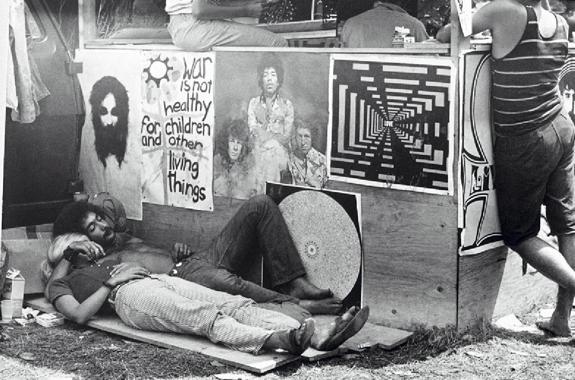 Stickysideup: Woodstock 69