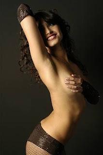 Fernanda Urrejola Al Desnudo Actriz Chilena