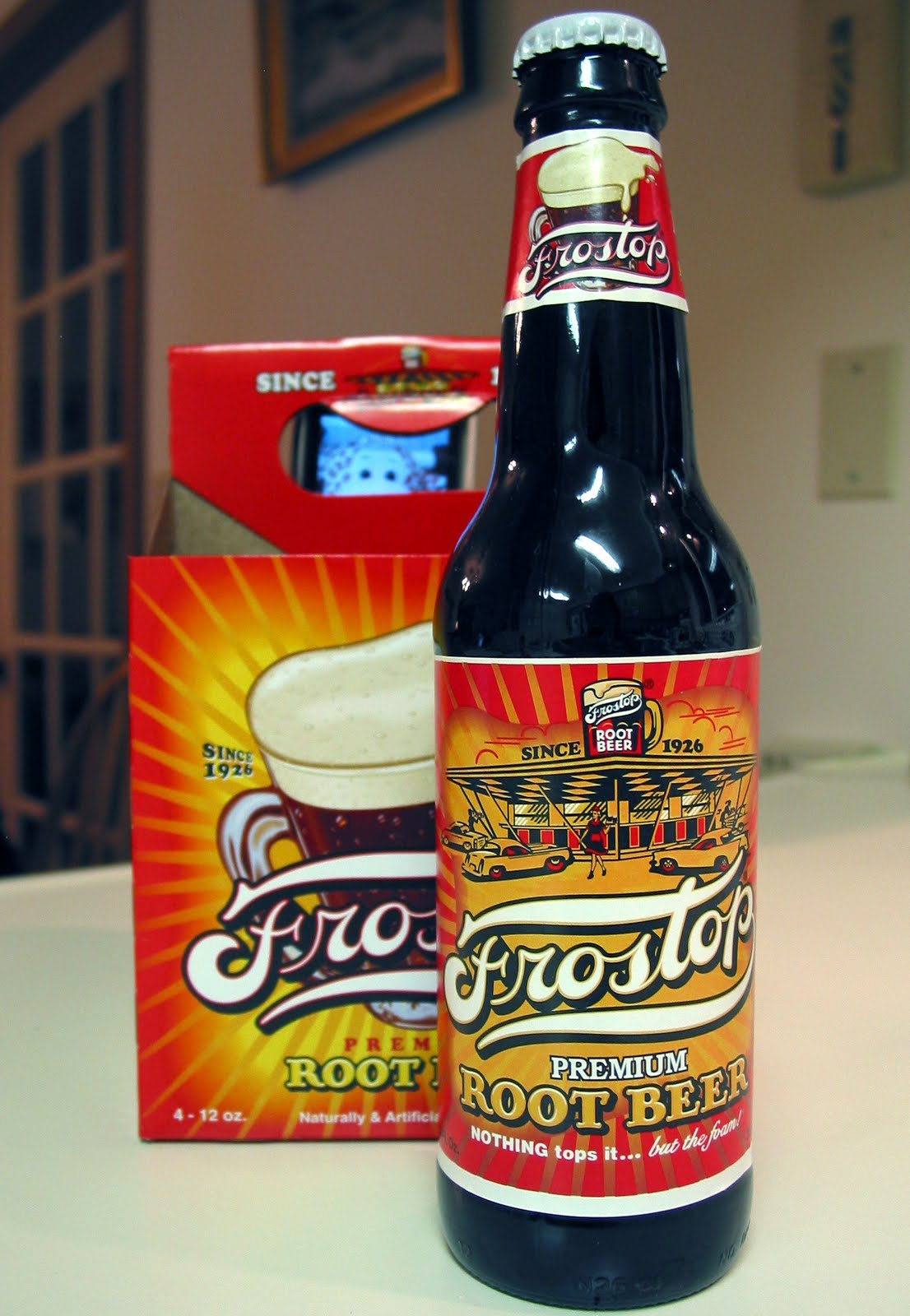 How to Make a Root Beer Frost picture
