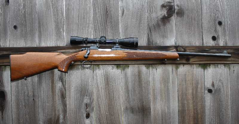 Why No Rem 700 308 In Walnut The Firing Line Forums