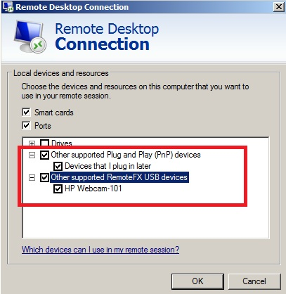 HYPER-V,SYSTEM CENTER AND AZURE: RemoteFX USB Redirection