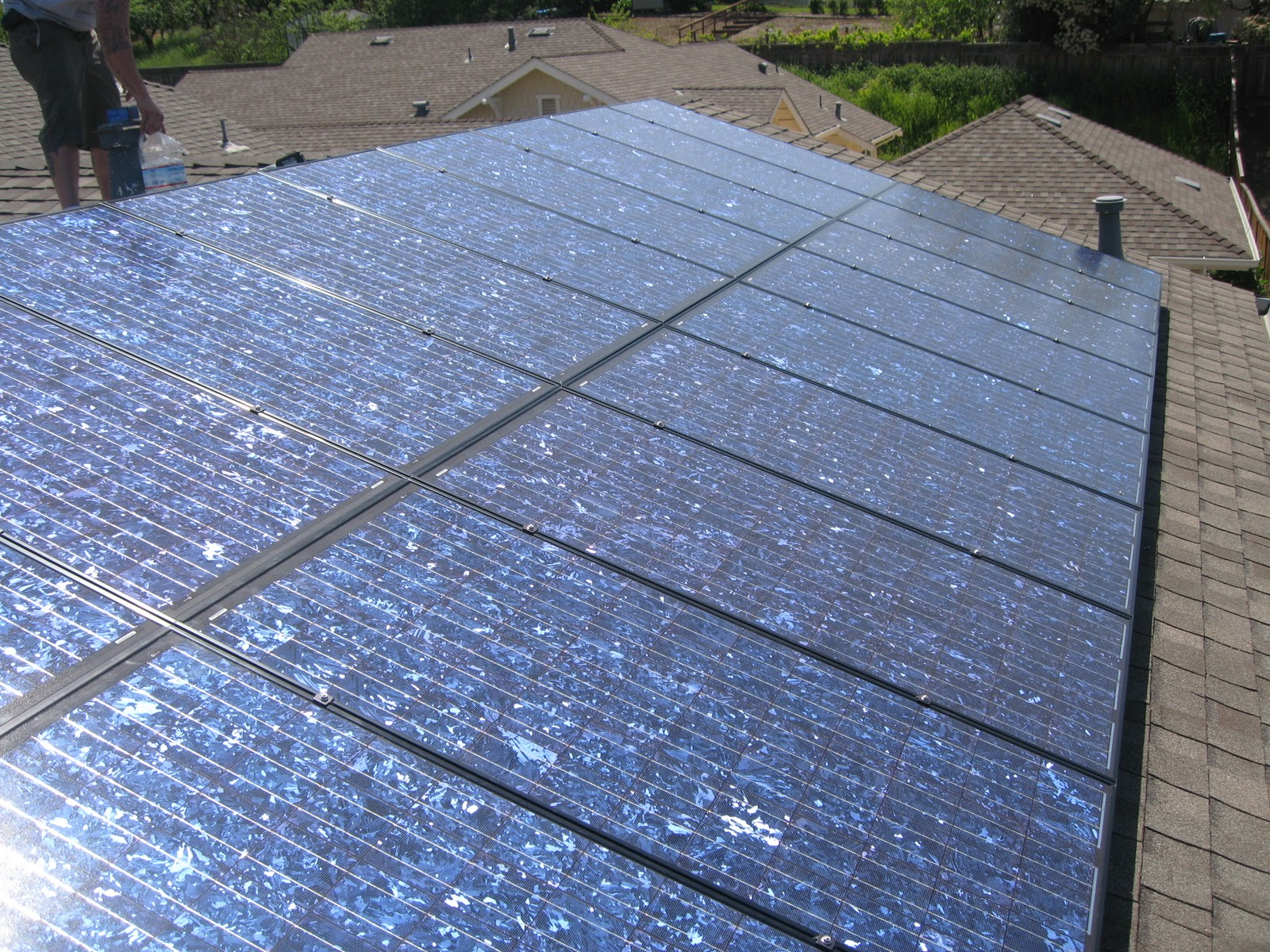 My Sungevity Solar Home My Latest Pacific Gas Amp Electric Bill