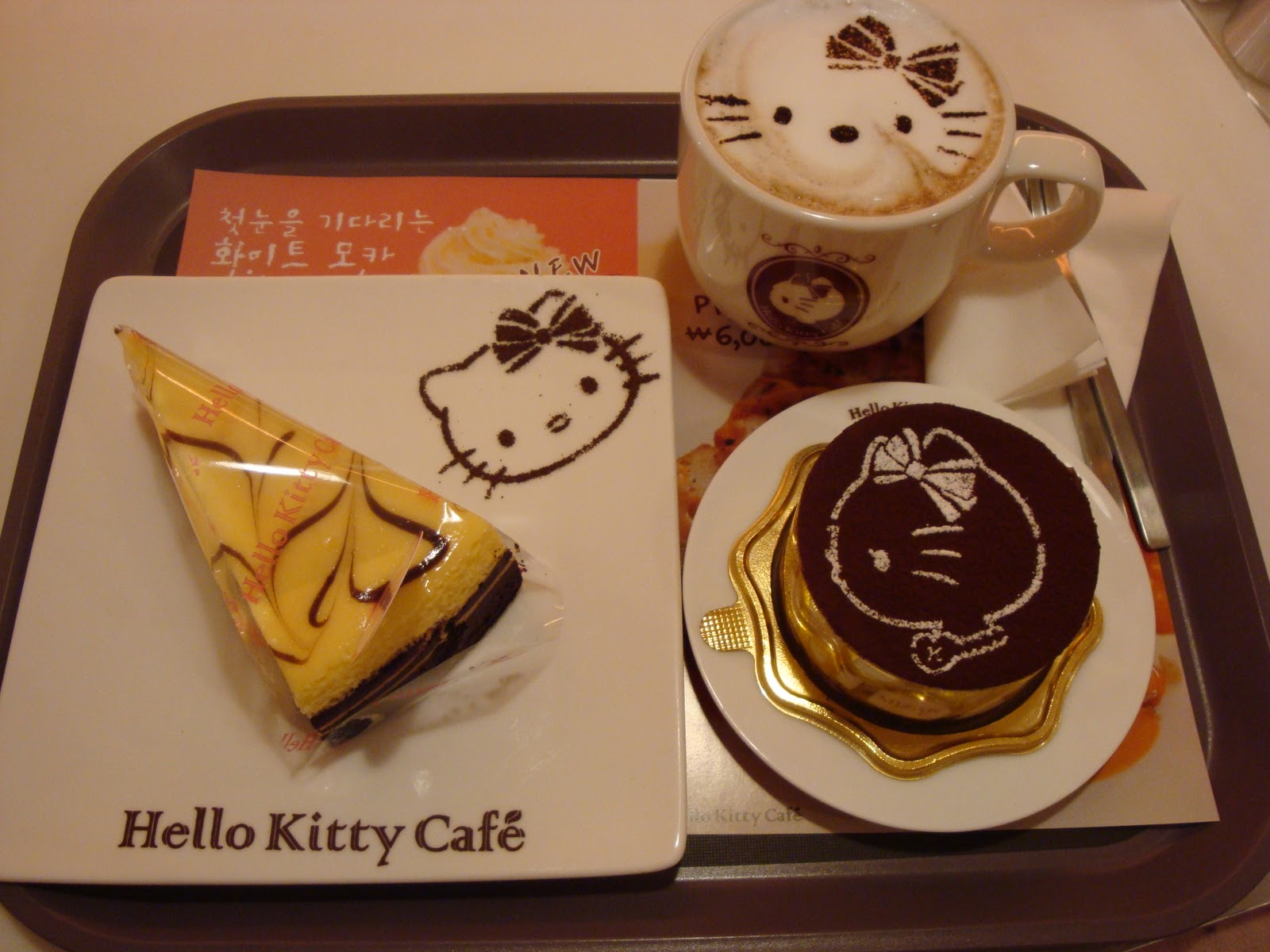 The Adventures Of Lstan Hello Kitty Cafe
