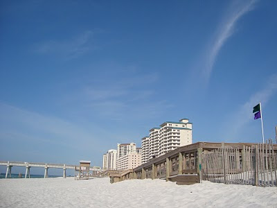 Oil on Navarre Beach
