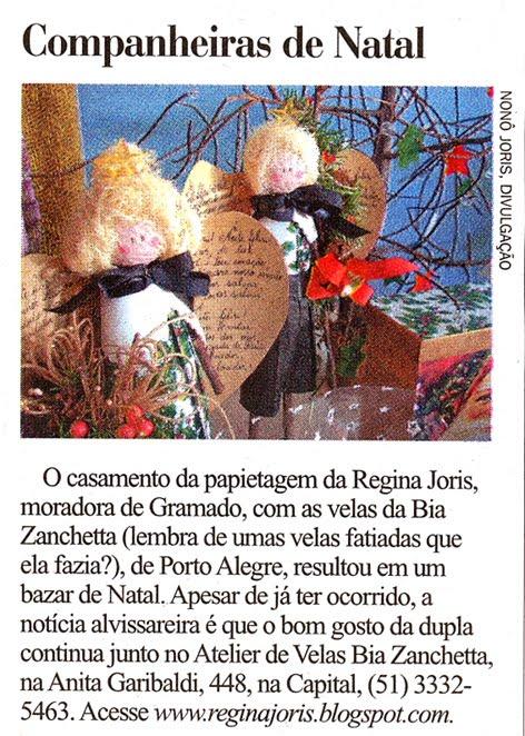 59989762242 Papietagem de Regina Joris  No Casa e Cia de hoje + BAZAR DE NATAL ...