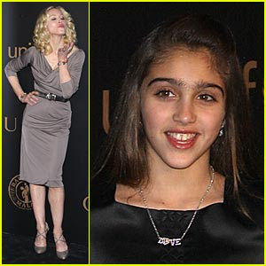 Remarkable, madonna s daughter eyebrows